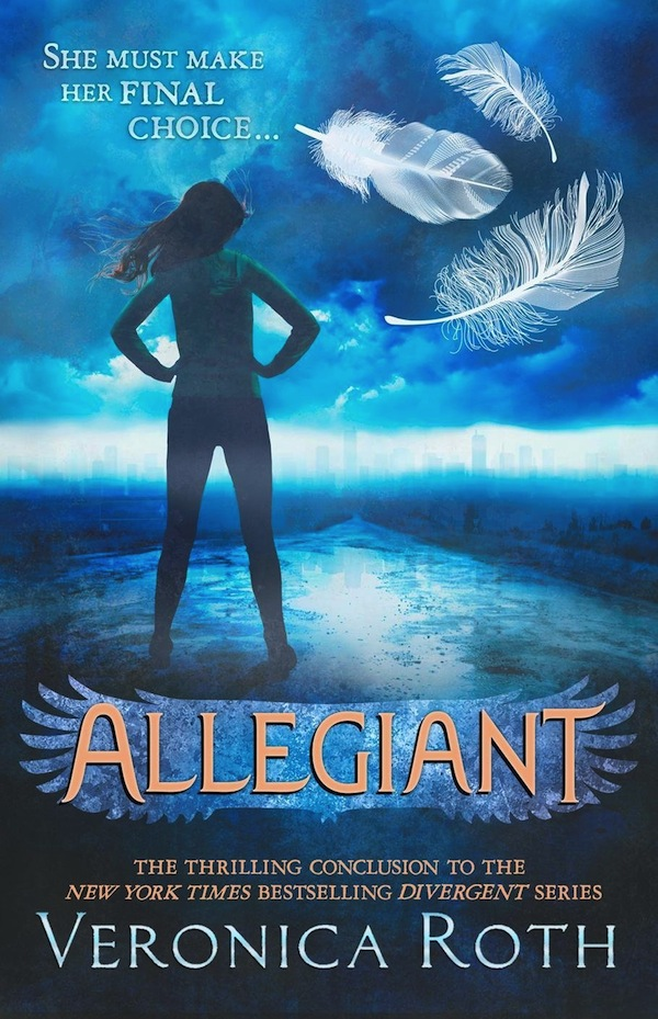 Review Allegiant By Veronica Roth Divergent 3